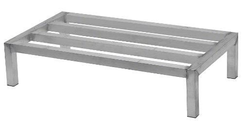 Update International DNRK-2036 Heli-arc Welded Aluminum Dunnage Racks 36-Inch