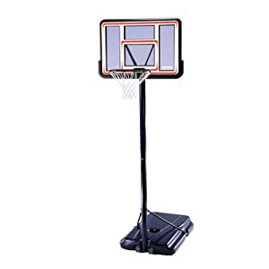 """Lifetime 1269 Pro Court Portable Basketball System with 44"""" Acrylic Fusion Backboard by Lifetime"""