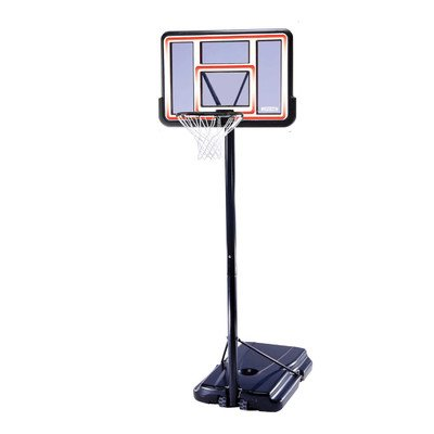 "Lifetime 1269 Pro Court Portable Basketball System with 44"" Acrylic Fusion Backboard by Lifetime"