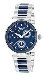 Kenneth Cole Bracelet Blue Dial Women's watch #KC4731