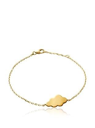 BALI Jewelry Pulsera metal bañado en oro 18 ct