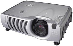 Hitachi Cp-X445 Xga Lcd Projector Series