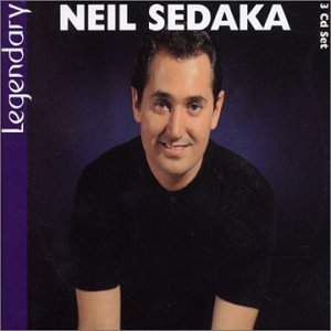 NEIL SEDAKA - This Is My Song: Legendary Singers, Legendary Songs 4-cd Set! Reader