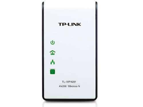 TP-Link 300Mbps Wireless N Powerline Extender (TL-WPA281)