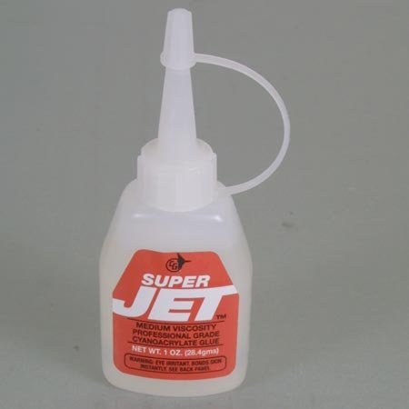 JET GLUE 768 Super Jet 1 oz JETR0768