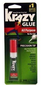 krazy-glue-all-purpose-glue-07oz-super-glue-liquid-sold-as-2-packs-of-1-total-of-2-each-by-krazy-glu
