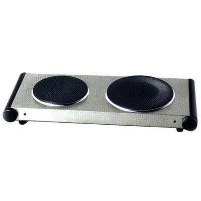 Professional Series PS77311 1500-Watt Tabletop Double Burner