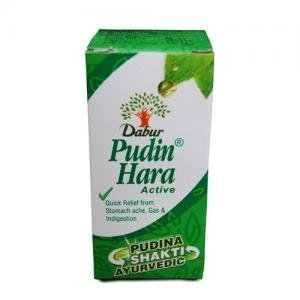 Pudin Hara Active (Quick Relief from Stomach Ache, Gas & Indigestion) 30ml