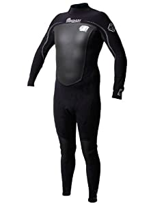 Buy Body Glove Mens 3 2mm Magnum Back Zip Fullsuit Wetsuit, Black, Large Small by Body Glove