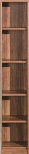 65/63 CD-Regal 63 Soft Plus, 28 x 148 x 26 cm, nussbaum