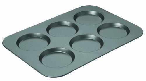 Sartén Chicago Metallic  antiadherente para hacer la parte de arriba del muffin.