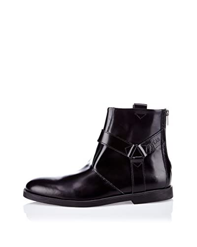 Swear Stivaletto Logan 14 - Black Leather