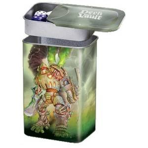 Ultra Pro Nesting Deck Vault Box Darkside Of Oz - Tin Man - 1