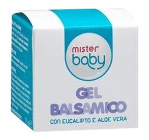 Mister Baby Gel Massaggio Balsamico, 75 ml