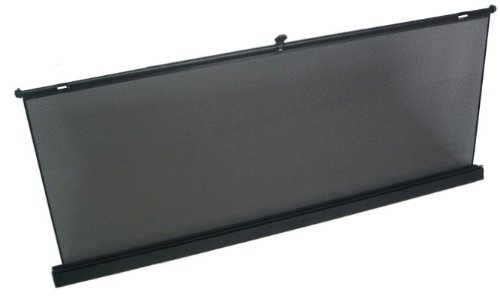 Shade Styx Ert-Rw39 Black Universal Rear Window Sunshade Kit front-160559