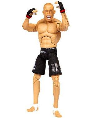 Buy Low Price Jakks Pacific Deluxe UFC Figures #4 Vanderlai Silva (B003KN2660)