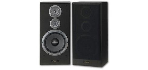Pioneer 190w HiFi Speakers - Pair , Black