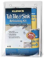 Klenk' Sink Porcelain Refinishing Kit