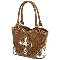 Casual OutfittersTM Western-Style Cross Purse