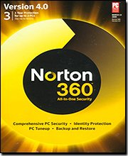 Norton 360 4.0 All-In-One Security (up to 3 Users)