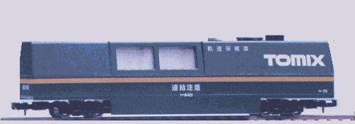 TOMIX Nゲージ 6421 マルチレールクリーニングカー (青)