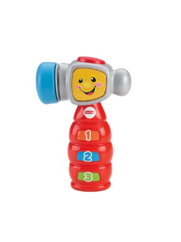 Fisher-Price Laugh & Learn Tap 'n Learn Hammer - 1