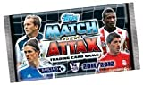 TOPPS MATCH ATTAX TRADING CARDS 2011-12 (11-12) ~ 20 PACKS