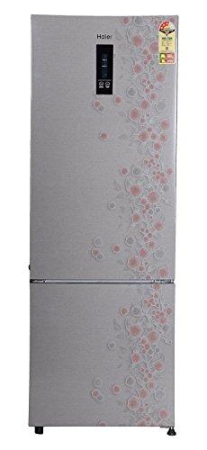 Haier HRB-3654PSL-H/R 345 Litres Double Door Refrigerator (Liana)