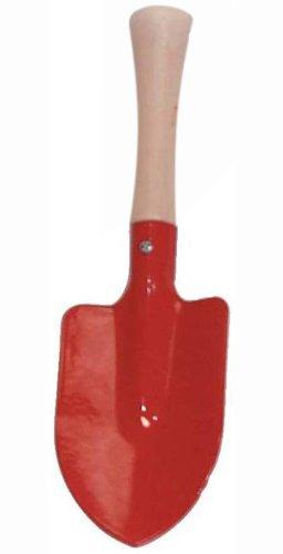 Tierra-Derco International G350 8-1/2-Inch Small Round Trowel, Red