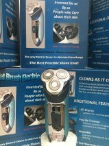 Wet Brush Electric Shaver