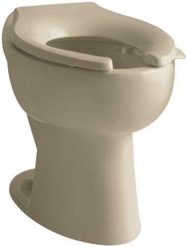 Remarkable Kohler K 4301 L 33 Highcrest 1 6 Gpf Ada Elongated Toilet Evergreenethics Interior Chair Design Evergreenethicsorg