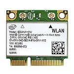 622ANXHMW : intel製ハーフサイズmPCIeタイプ802.11n/300Mbps対応WiFi&WiMAX6250モジュール  ビープラス・テクノロジーはインテル正規代理店・ゴールドパートナーです。ECLINKおよびユニ・ブリッジ取扱品はビープラス・テクノロジー経由の純正品・正規品です。インテルDual Band / Dual Stream 2x2 Centrino Advanced-N + WiMAX 6250、mPCIeハーフサイズ規格準拠のスロットで利用できます。無線LAN/WiFiは802.11n準拠で最高300Mbps! 5GHz帯も対応で2.4GHz帯と合わせて安定した無線通信を実現。 802.16e-2005のWiMAX対応、2.3GHz, 2.5GHz, 3.5GHzのワールドワイドのマルチバンドをサポート、理論速度はダウンロード28Mbps・アップロード6Mbspの高速通信!別売りのmetal baffleを使えばフルサイズのmPCIeスロットで利用可能。MP2Hを利用すればPCIeスロットでも利用可能。IPX-080-RPSMA-X2を利用して、WiFiアンテナ標準のRP-SMAコネクタに変換し2本のWiFiアンテナを装着可能。IPX-080-RPSMA-X2を利用して、WiMAXアンテナ標準のSMAコネクタに変換しWiMAX用アンテナを装着可能。