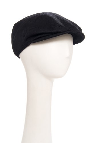 Goorin Bros. Unisex Hard Eye Ivy Flatcap Hat