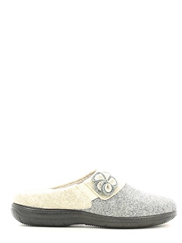 Susimoda 6649 Pantofola Donna Grigio 42