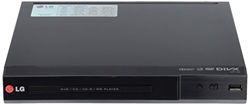 LG DVD Player With Flexible USB & DivX Playback (Lg Dvd Player Usb compare prices)