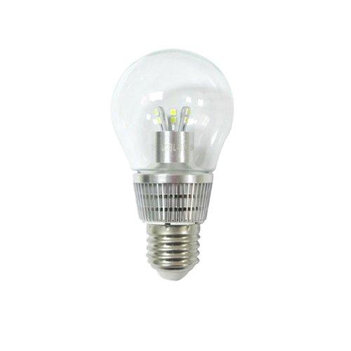 Alco Led Light Bulb 9 Watt Clear Dimmable Led Light Bulb Warm Soft Light 2700K E26 120 Volt, Brightest 75 Watt Bulb Replacement