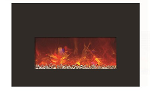 Amantii Insert Series Built-In Electric Fireplace, 26-Inch