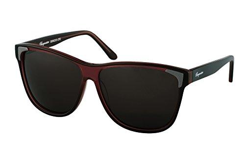 Burgmeister SBM203-272 Wayfarer Sonnenbrille, Brown