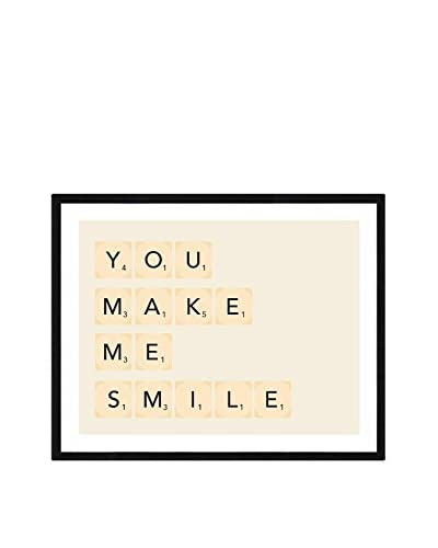 Really Nice Things Pannello Decorativo You Make Me Smile
