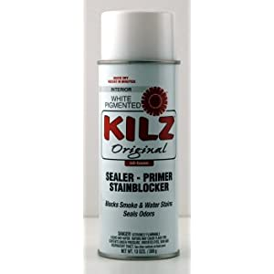 Kilz Paint Aerosal Spray