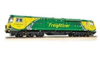Class 70 PowerHaul 70003 Freightliner