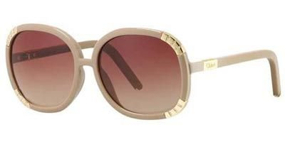 Chloe Sunglasses CL2219 Old Pink With Swarvoski Crystal