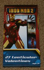 Iron Man 2 27 Lenticular Valentines