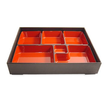 Buy Bento Lunch Tray w/ Dividers