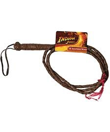 314ENEp50SL Cheap Price Indiana Jones 6 Leather Whip (Standard)