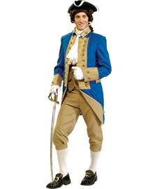 Deluxe George Washington Costume