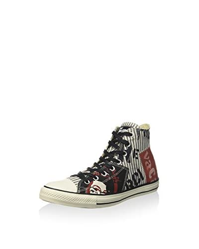 Converse Hightop Sneaker Chuck Taylor All Star mehrfarbig