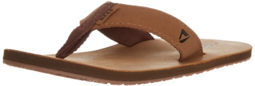 Reef Mens LEATHER SMOOTHY (SOLID) BRONZE/BROWN 9SR0232S-BZB-44 10 UK
