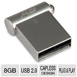 Patriot Memory Autobahn 8GB 2.0 USB Flash Drive (PSF8GLSABUSB)