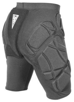 Crash Pads 2500 Padded Shorts with Tail Shield for Snowboard / Ski / Skateboard - Large (34-37 inches) by Crash Pads